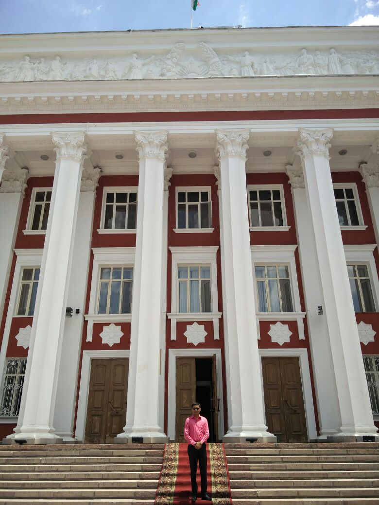 Parliament of Tajikistan